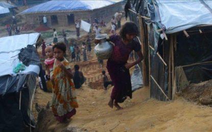 """""""Pamjet nga kampet ku qëndrojnë qytetarët e Arakanit janë tronditëse"""""""