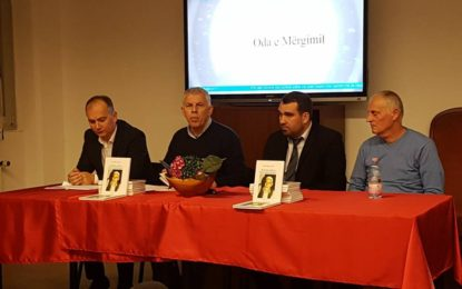 "Promovimi i librit  ""Jeta dhe vepra e hafez Nazmi Avdiut"" i autorit Mevludin Xhelili(video)"