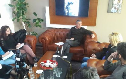 Konferencë për gazetarë e kryetarit të komunës së Bujanocit, Shaip Kamberi(video)