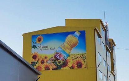 Fluidi lanson vajin ushqimor në treg (video&foto)