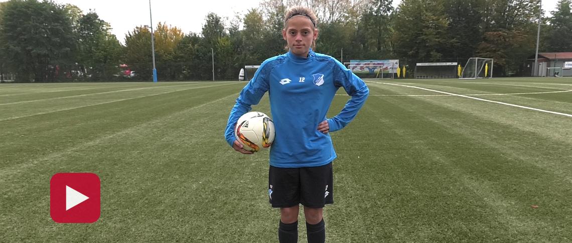 Dafina Rexhepi, futbollistja shqiptare nga Presheva që luan në ekipin e meshkujve