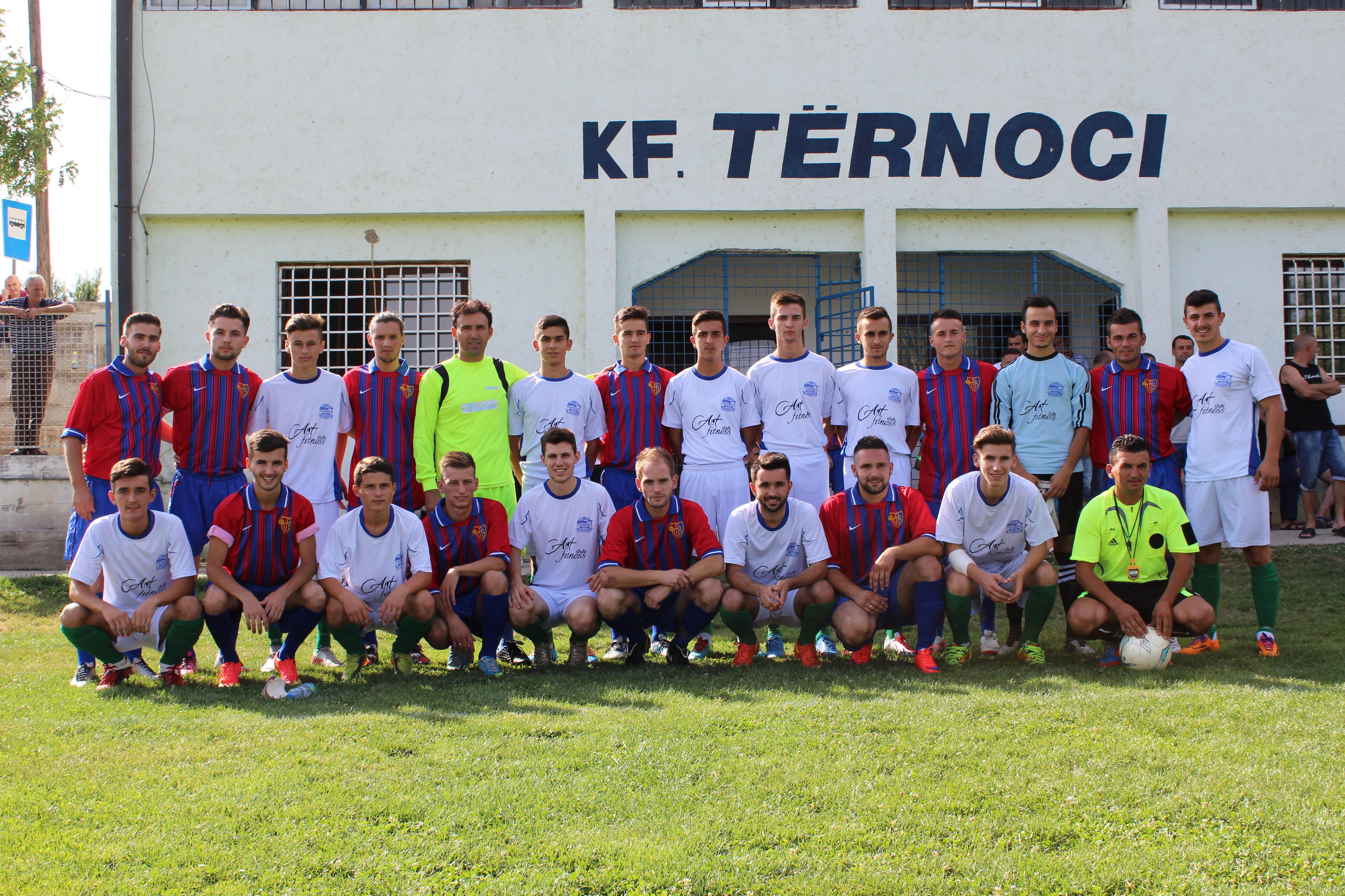 """KF""""Tërnoci"""" ftohet nga Fc """"Kosova Munchen"""" nga Mynheni për ndeshje miqësore"""