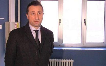 Ivan Xholev, kryetari i ri i Gjykatës Penale në Maqedoni.