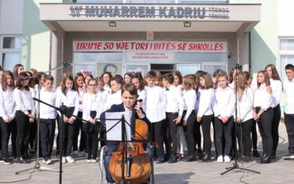 """Në Tërnoc shënohet 50 vjetori i shkollës fillore """"Muharrem Kadriu""""(foto&video)"""