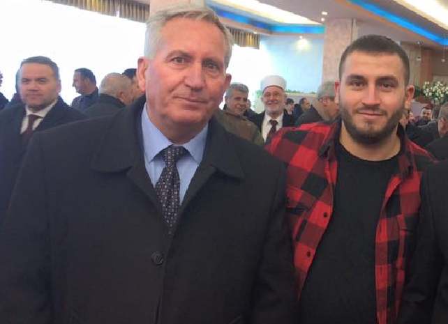 Shqiprim Musliu: O ZotI im ndihmoi babai tim në këtë moment shumë të vështirë të jetës së tij