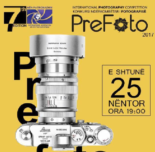 """31 shtete pjesëmarrëse në Preshevë për të garuar në konkursin e fotografisë"""" PreFoto"""""""