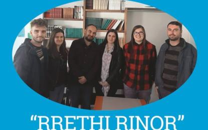 """Shoqata Kulturore """"Dituria"""" dega në Bujanoc, prezenton projektin """"Rrethi Rinor"""""""