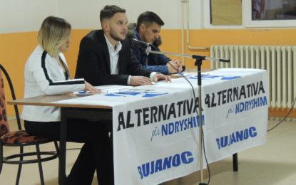 APN themelon nëndegën e saj në Tërnoc (foto&video)