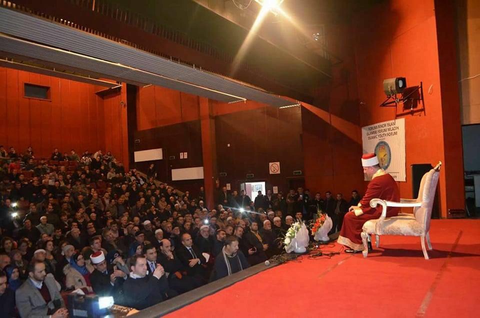 """Preshevë: FRI mbanë  manifestim fetar """"Rrugës të të Dashurit tonë"""""""