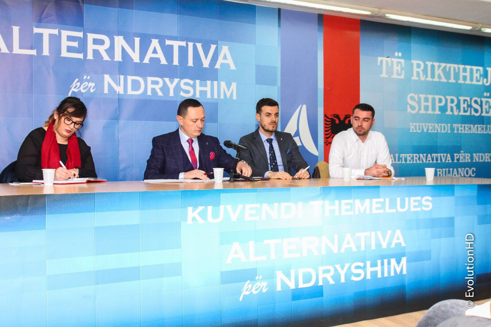 Mbahet Kuvendi themelues i APN në Bujanoc, Arbër Pajaziti kryetar