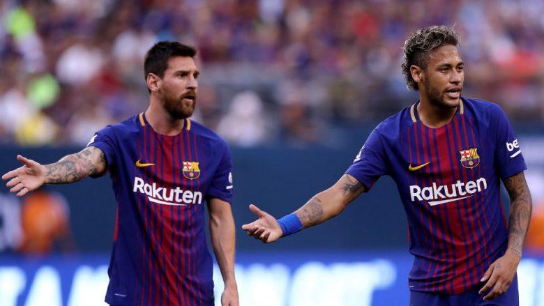 Messi beson se Barça është më e fortë pa Neymar