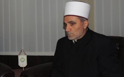 Myftiu Saqipi uron Akademik Nexhat Dacin për zgjedhjen kryetar i Akademisë së Shkencave të Kosovës