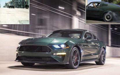 Me rastin e 50 vjetorit, prezantohet modeli unik i Ford Mustang (Foto/Video)