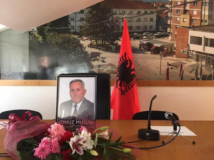 Nesër në Gjilan hapen të pamet(ngushëllimet) për të ndjerin  Jonuz Musliun