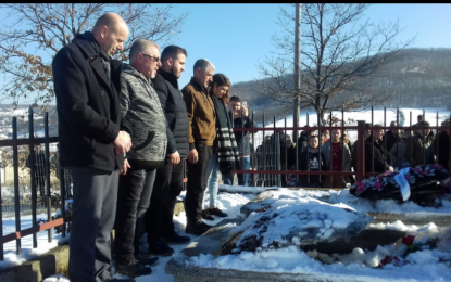 Shënohet 18 vjetori i daljes  në skenë e UÇPMB-së dhe vrasja e vllezërve Saqipi (foto )
