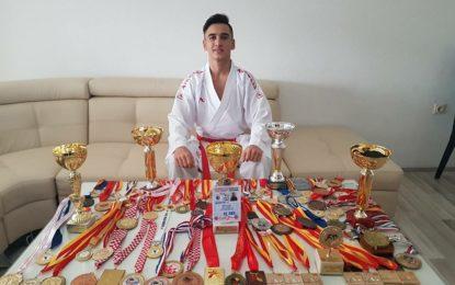 Faik Veseli nga Shkupi, do të marr pjesë në Kampionatin  Evropian në Rusi