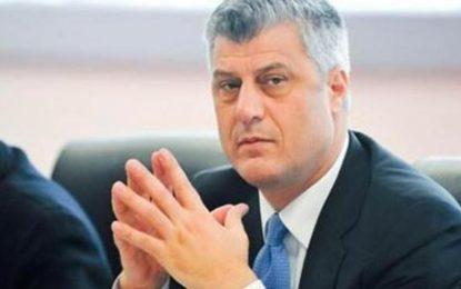 Presidenti i Republikës së Kosovës Hashim Thaçi ka ngushëlluar familjen e të ndjerit Jonuz Musliu