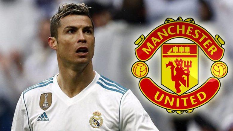 Ronaldo dëshiron rikthimin te Unitedi