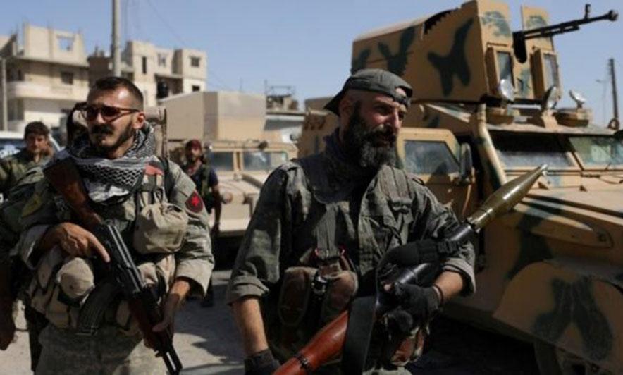 SHBA bombardojnë forcat siriane në Deir al-Zour