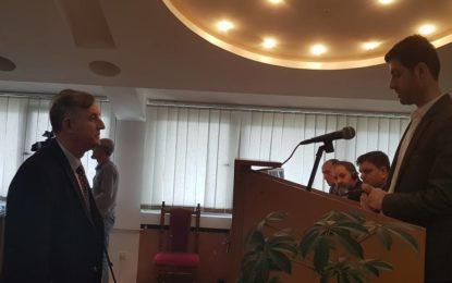 Adnan Salihu zgjidhet kryetar i kuvendit komunal të Bujanocit