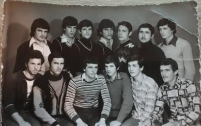 Ftesë për shënimin   e  40 vjetorit  të  maturës e  gjeneratës  1974/78 e  SH.M.T Vasilije Smajeviq në Bujanoc