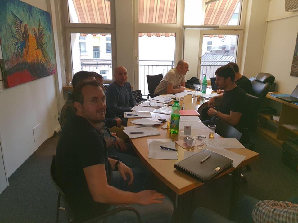"""Bujanocasit bëhen bashkë në Zvicërr, formojnë """"Asociacionin qytetar të Bujanocit"""""""