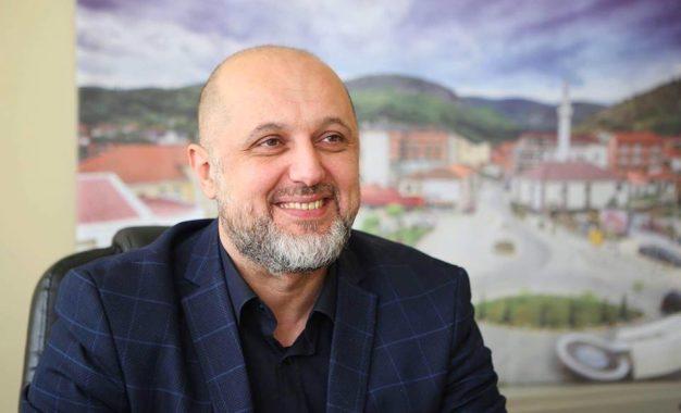 Driton Salihu emërohet drejtor në Shtëpinë e Shëndetit në Preshevë