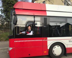 Preshevarja, për 20 vjet shofere e autobusit në Zvicër