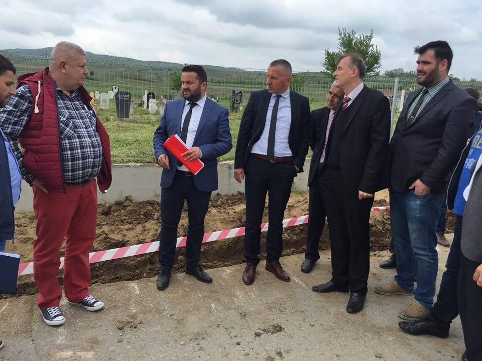 Fillojnë punimet për zgjerimin e rrugës Nesalcë – Letovicë