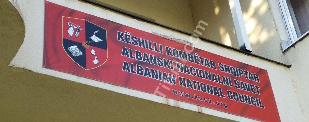 Kumtesë nga Këshilli Kombëtar Shqiptar
