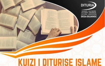 """""""Dituria""""organizon Kuizin e Diturisë Islame"""