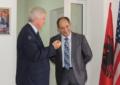Kryetari i KKSH-së, Shukri Ymeri priti në takim Ambasadorin amerikan Kely Scott