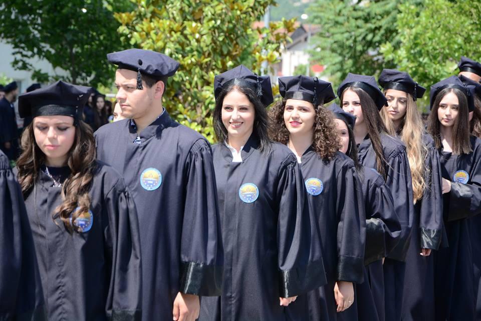 Universiteti i Tetovës  promovoi apsolventët e gjeneratës  2017/2018