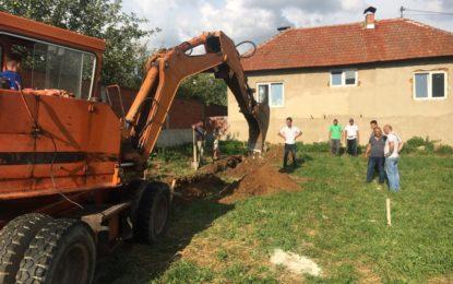Forumi Rinor Rahovica fillon punimet për ndërtimin e shtëpisë së Jonuz Latifit