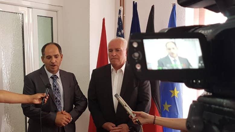 Takim i frytshëm në mes Këshillit Kombëtar Shqiptar dhe atij Hungarez