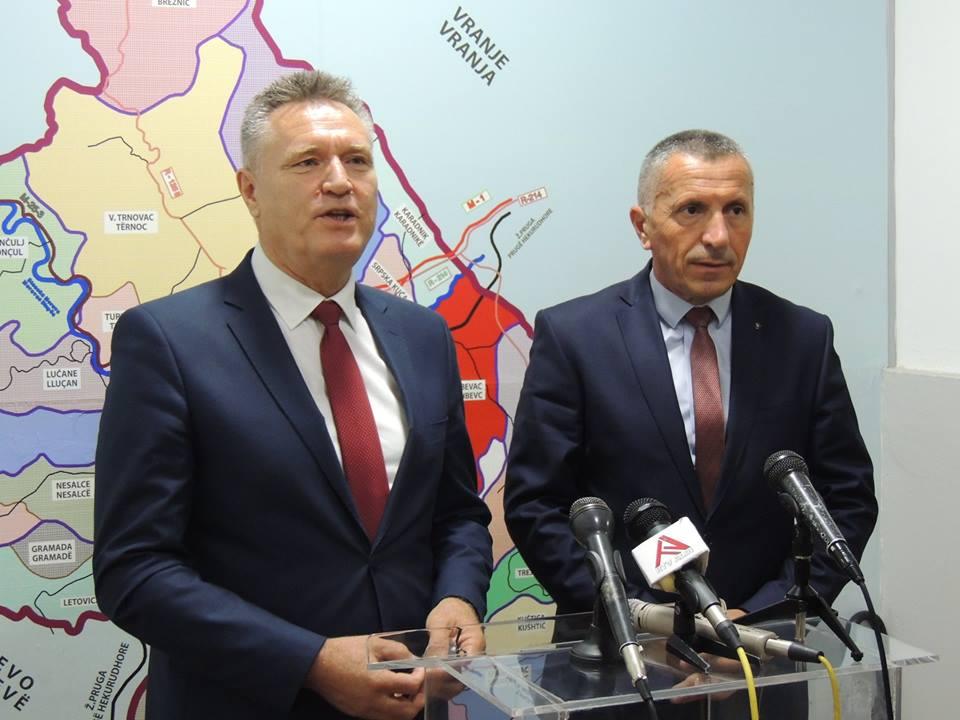 Bujanoc: Zv.ministri Hoti  shpalosë projektin Nacional  që ka të bëjë me garimin në dije, kulturë dhe sport