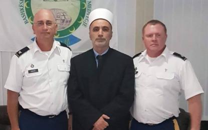 Myftiu Saqipi, priti klerikët fetarë të Forcave Ushtarake Ndërkombëtare