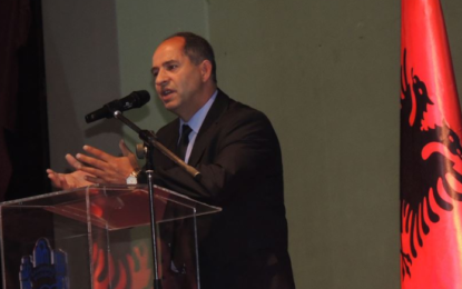 Kryetari i KKSH-së Shukri Ymeri uron  festën e  Fitër Bajramit