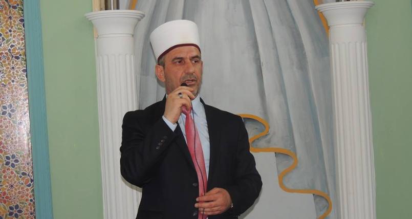 Kryetari i KBI-së në Bujanoc Sulejman Fejzullahu, uron festën e fitër bajramit