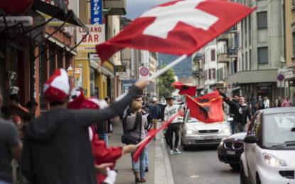 Të gjithë shqiptarët nesër me Zvicrën