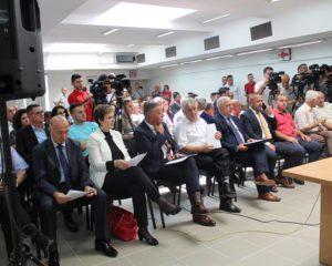 Miratohet deklarata politike e këshilltarëve shqiptarë të tre Kuvendeve të Luginës (foto&video)