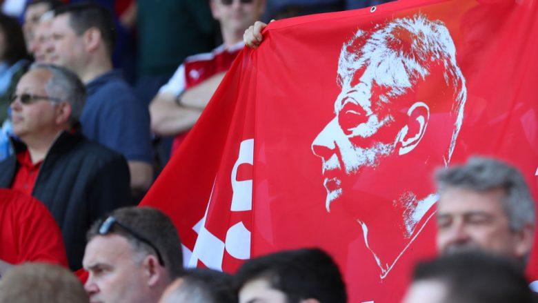 Wenger: Qëndrimi për 22 vite te Arsenali ka qenë gabimi më i madh në karrierë