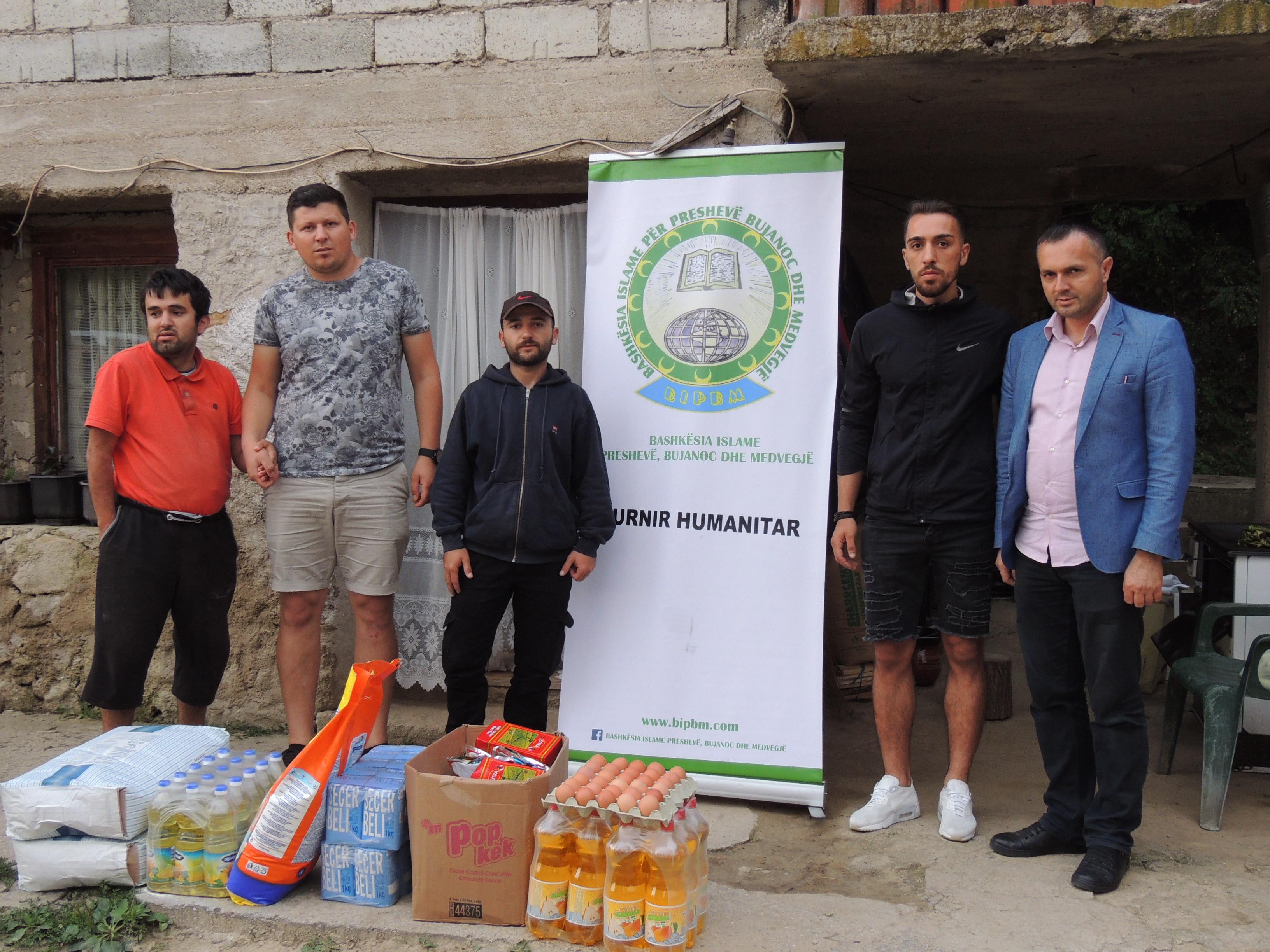 KBI i BIPBM-së në Bujanoc në vendin e duhur ndau ndihmat nga turniri humanitar