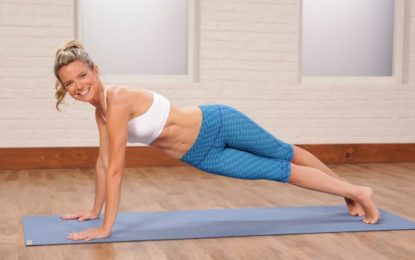 Ushtrimi pilates i cili zvogëlon belin në çast. Për transformim të plotë të trupit! (Video)