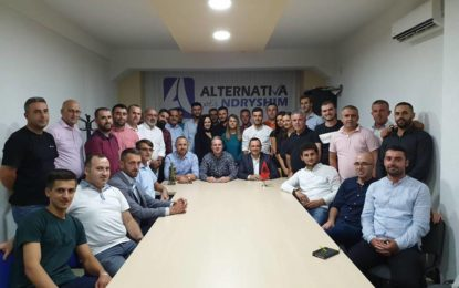 APN për pjesëmarrje në zgjedhjet e Këshillit Nacional