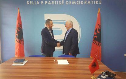 PD me Sali Salihin për kryetar  të Këshillit Kombëtar Shqiptar