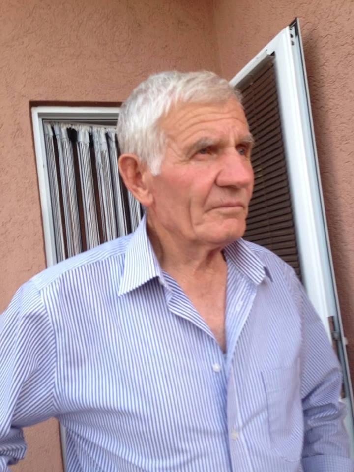 Varroset mësuesi Hajrush Sadriu nga Tërnoci(video&foto)