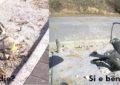Demolohet instalimi i rrymës në parkun e Tërnocit
