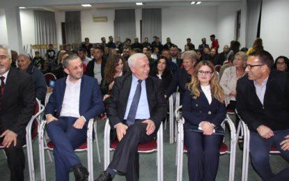 Partia Demokratike mban tubimin në Lluçan