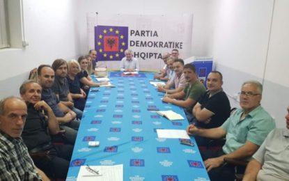 PDSH merr pjesë në zgjedhjet e KNSH-së